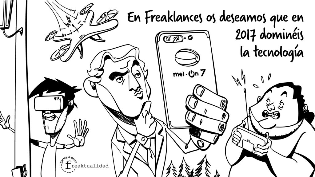 Freaktualidad - Llegan los Reyes Magos
