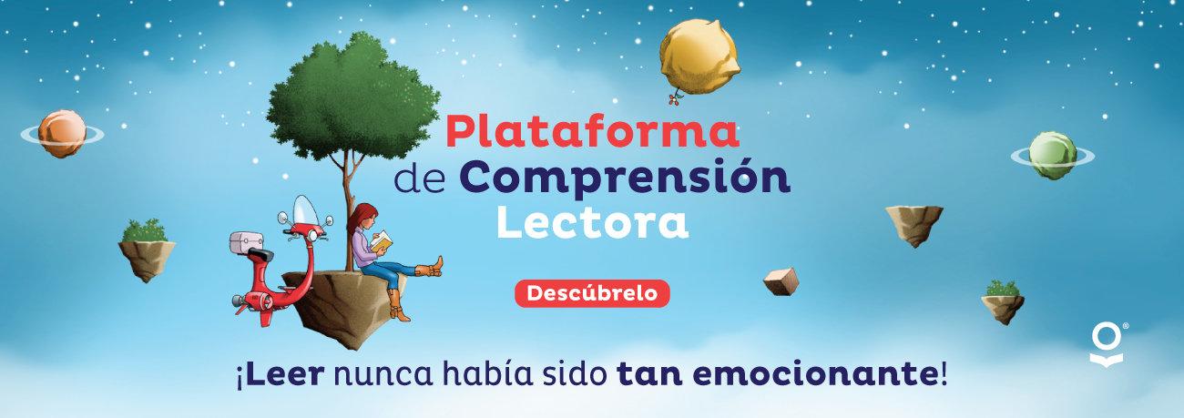 Animación corporativa para la plataforma de compresión lectora Loqueleo de Santillana