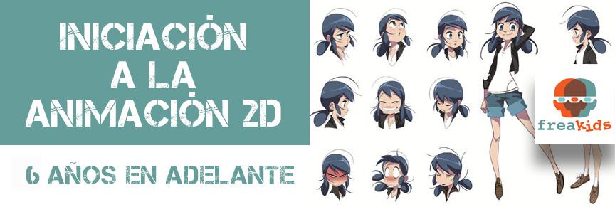 Curso de Animación 2D