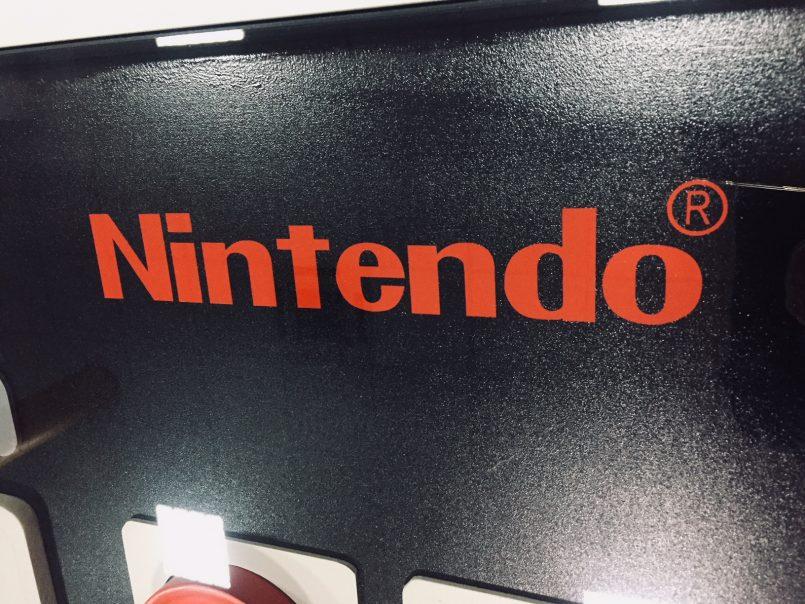 Mesa mando Nintendo NES