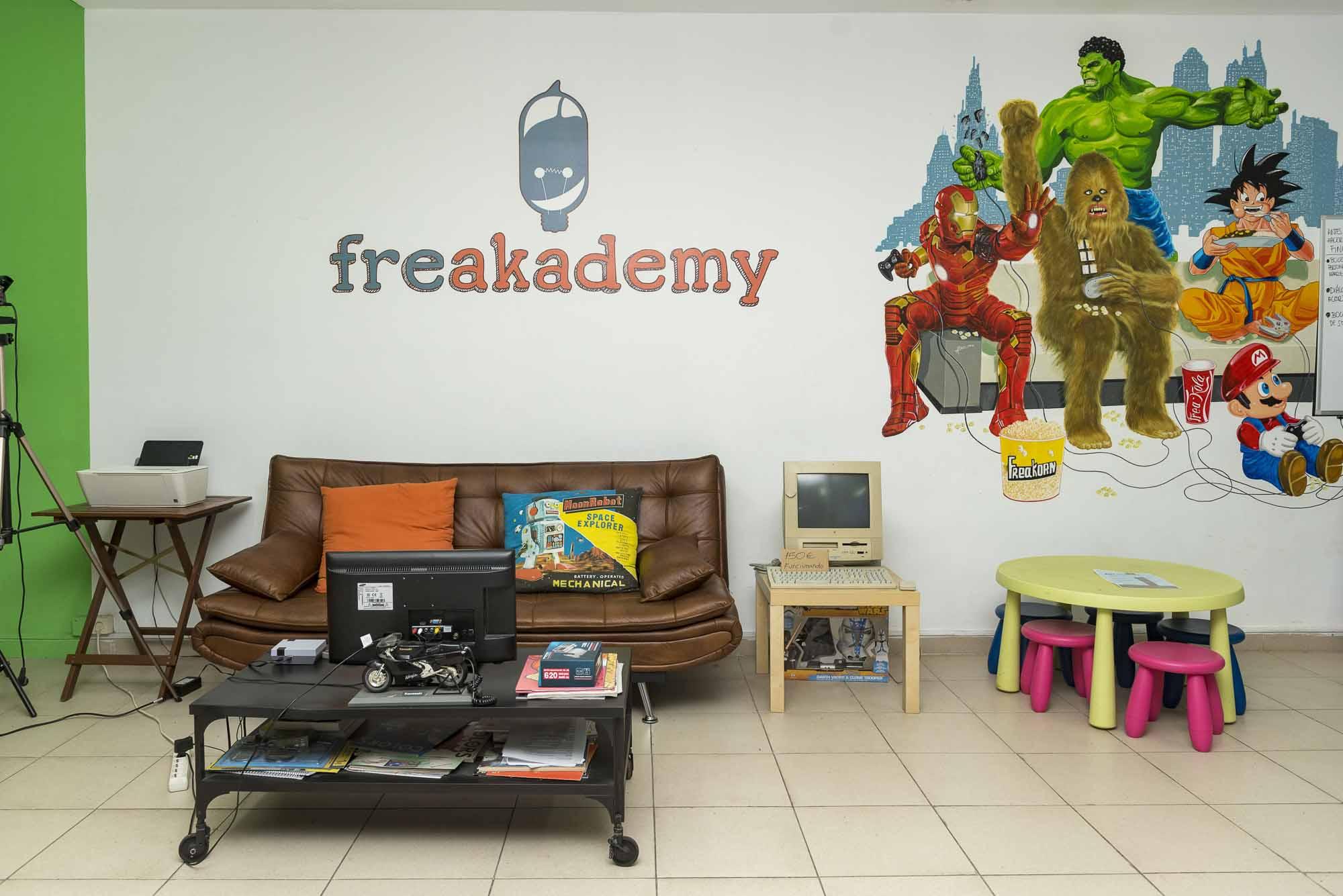 Freaklances estudio fotográfico y de eventos en Aranjuez