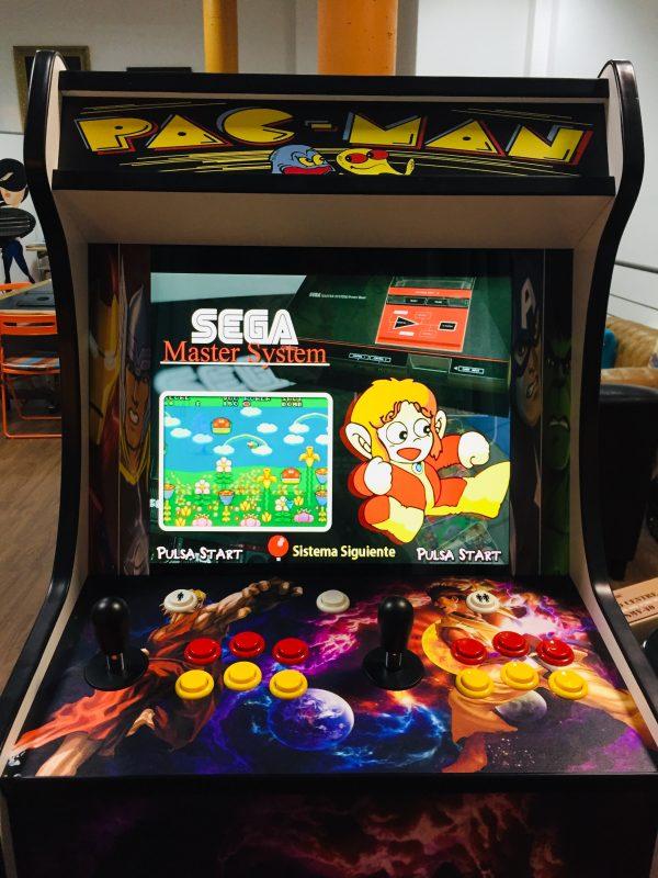 Máquina Arcade Retro