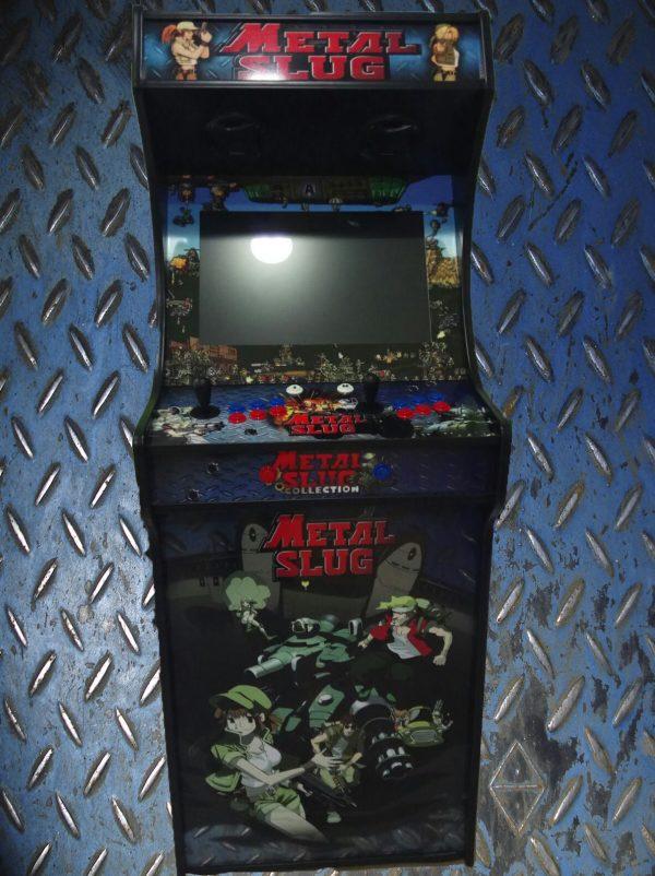 """Arcade Gold pantalla de 22"""" 175 cm de altura"""