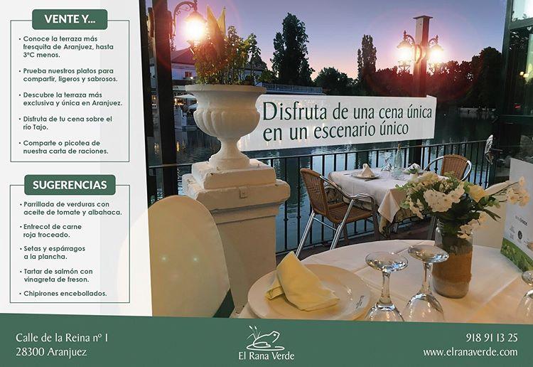 Diseño Publicitario Seminario Más Aranjuez