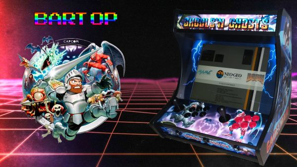 Arcade Bartop 5