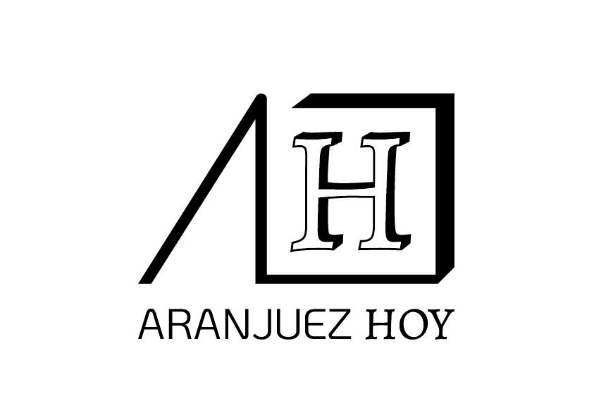 Isotipo negro Aranjuez Hoy