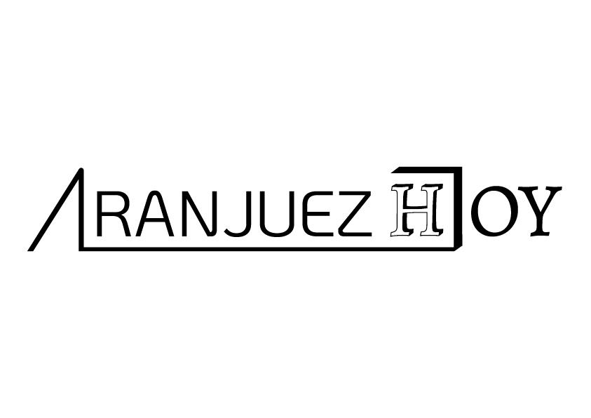 Logotipo negro Aranjuez Hoy