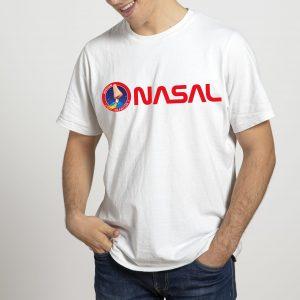 Camiseta Misión Olfativa Nasal D2
