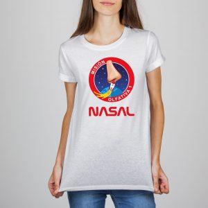 Camiseta Misión Olfativa Nasal D1