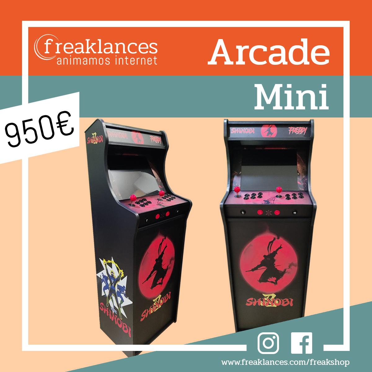 Arcade Mini Shinobi